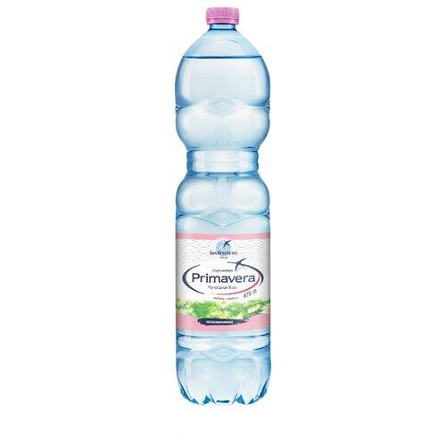 Вода минеральная Primavera