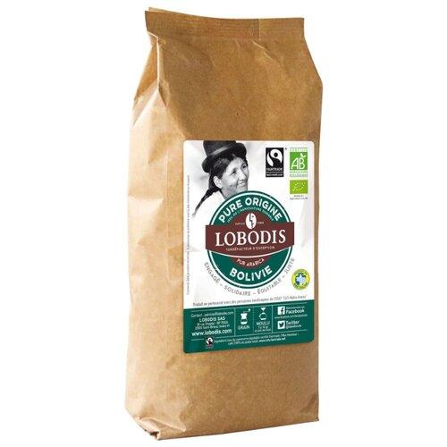 Кофе в зернах Lobodis Bolivie