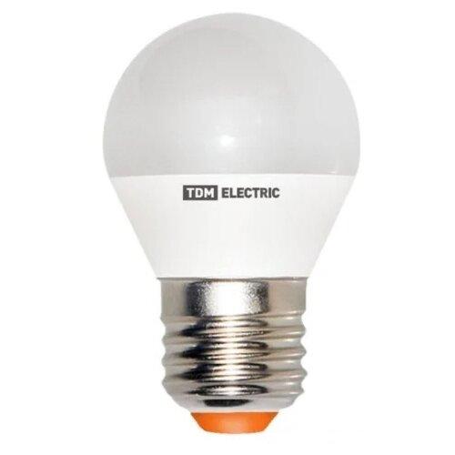 Лампа светодиодная TDM ЕLECTRIC лампа энергосберегающая tdm sq0323 0054