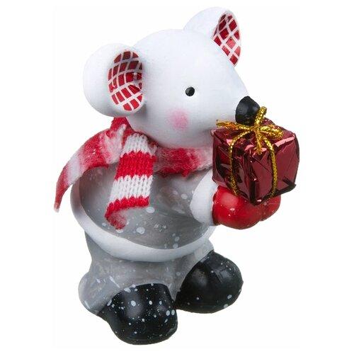 Фигурка SNOWMEN Мышка 10 см фигурка snowmen мышка 62 см