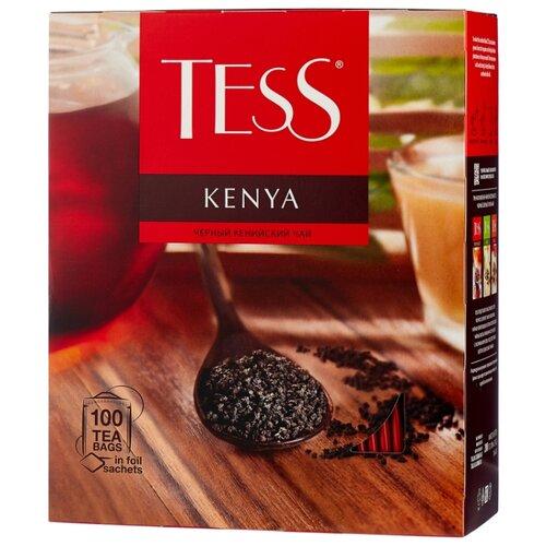 Чай черный Tess Kenya в пакетиках
