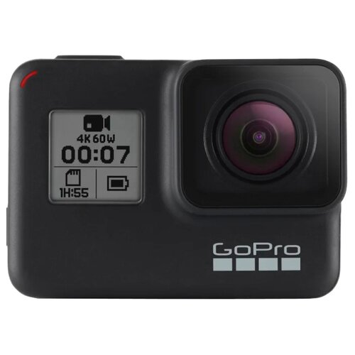 Экшн-камера GoPro HERO7 CHDRB-701 экшн камера gopro hero6 black edition