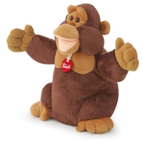 Trudi Игрушка на руку Горилла фигурка наша игрушка горилла spl310484