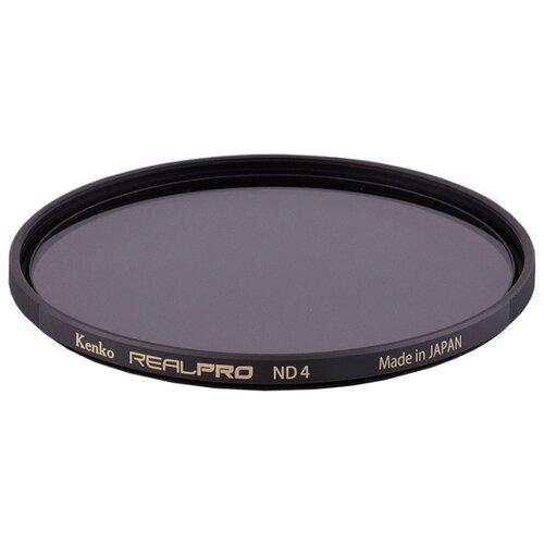 Фото - Фильтр KENKO 52S REAL PRO ND4 hepa фильтр topperr pro 1166 fhr 4 для пылесоса hoover capture