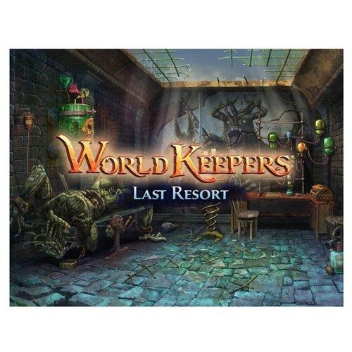 World Keepers: Last Resort hannah alexander last resort