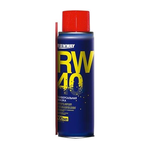 Автомобильная смазка RUNWAY RW-40