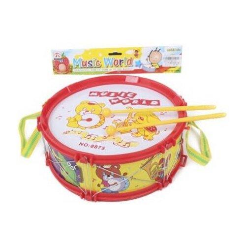 Наша игрушка барабан 8875A игрушка