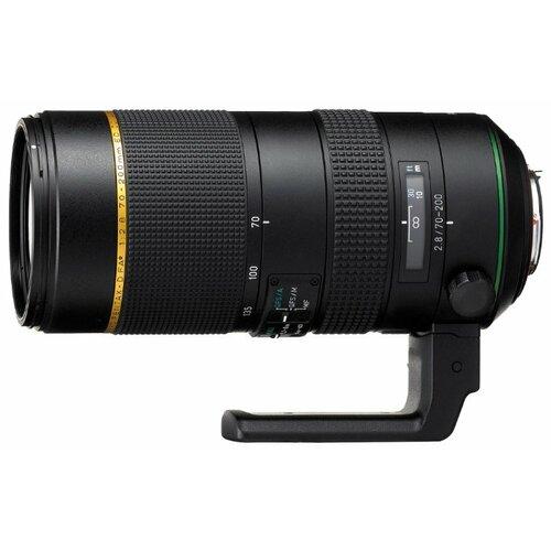 Фото - Объектив Pentax D FA* 70-200mm объектив