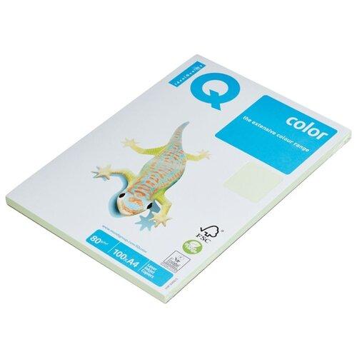 Фото - Бумага цветная IQ Color A4 80г айзенк ганс юрген эванс даррин тесты iq для юных гениев