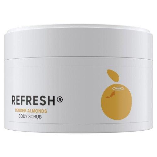REFRESH Скраб для тела Tender gumshoes refresh gumshoes