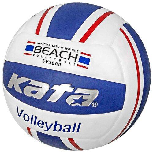 Волейбольный мяч Kata C33292 волейбольный мяч kata 4500 белый зеленый красный
