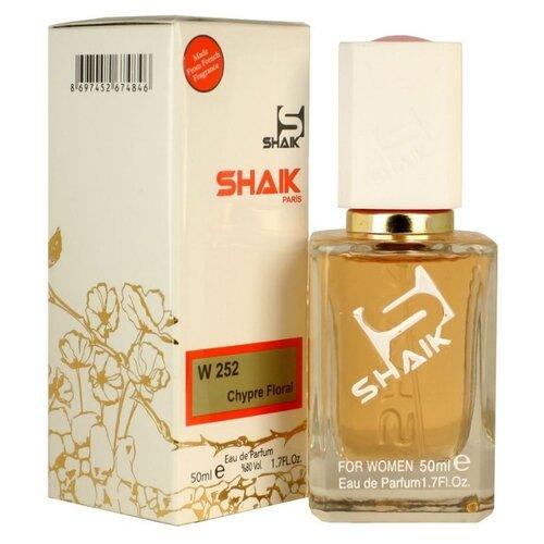 парфюмерная вода shaik парфюмерная вода 01 shaik special 50 мл Парфюмерная вода SHAIK W252