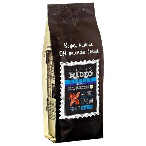 Кофе в зернах Madeo Корица