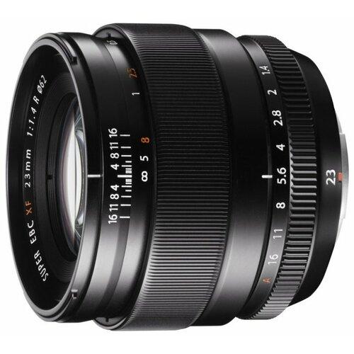 Фото - Объектив Fujifilm XF 23mm f 1.4 R объектив