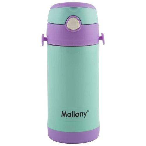 Термокружка Mallony CARINO-B термокружка mallony turistica цвет серебристый 450 мл
