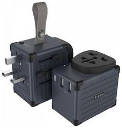 Сетевая зарядка Zikko Worldwide Travel Smart Adaptor EX300