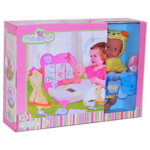 Пупс Joy Toy Очаровашки 35 см