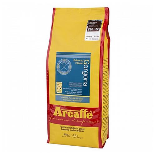 Кофе в зернах Arcaffe Gorgona