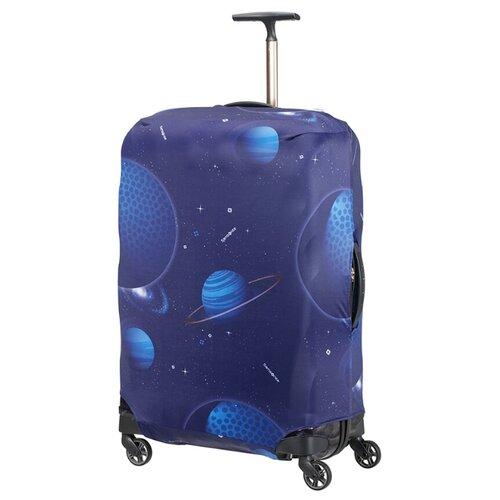 Чехол для чемодана Samsonite чехол samsonite чехол для чемодана 75 см travel accessor v