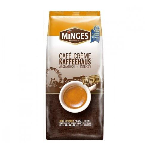 Кофе в зернах Minges Cafe Creme