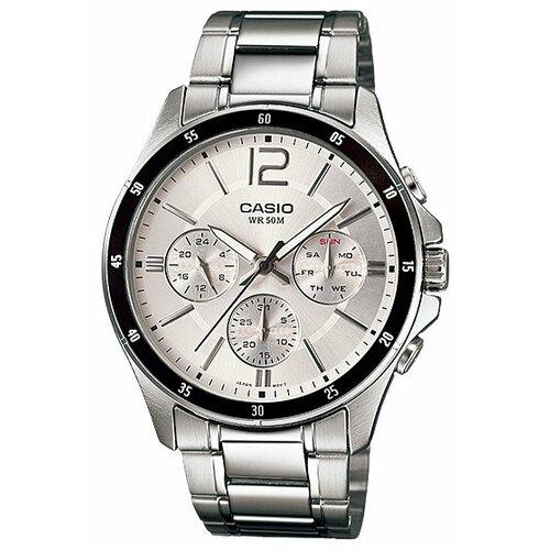 Наручные часы CASIO MTP-1374D-7A casio часы casio mtp 1335d 7a коллекция analog