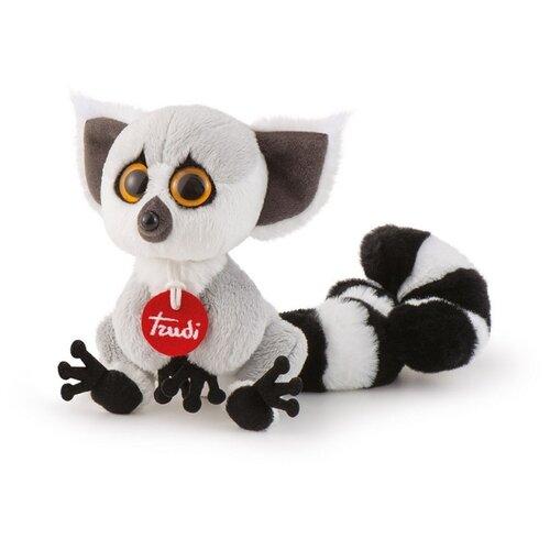 Мягкая игрушка Trudi Лемур 15 см trudi мягкая игрушка trudi пингвин 15 см
