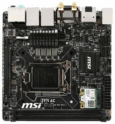 Материнская плата MSI Z97I AC