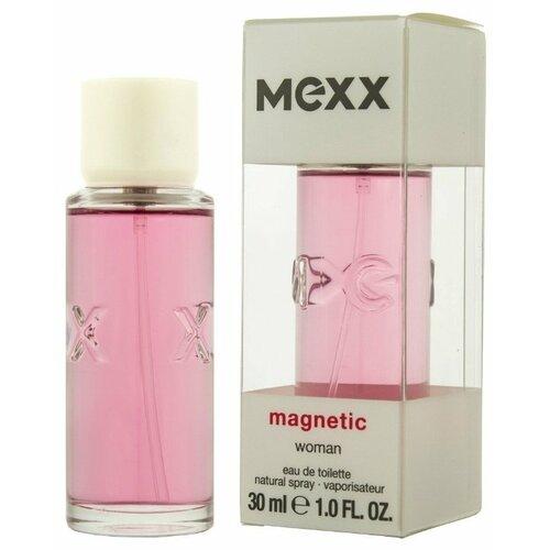 Туалетная вода MEXX Magnetic mexx magnetic for him