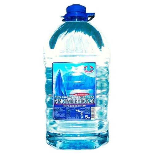 Вода питьевая Кристаллическая