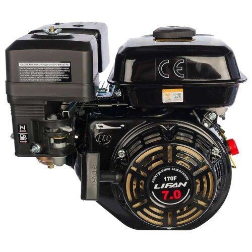 Бензиновый двигатель LIFAN 170F