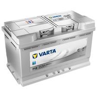 Автомобильный аккумулятор VARTA Silver F18 (85R) 800А обратная полярность 85 Ач (315x175x175)