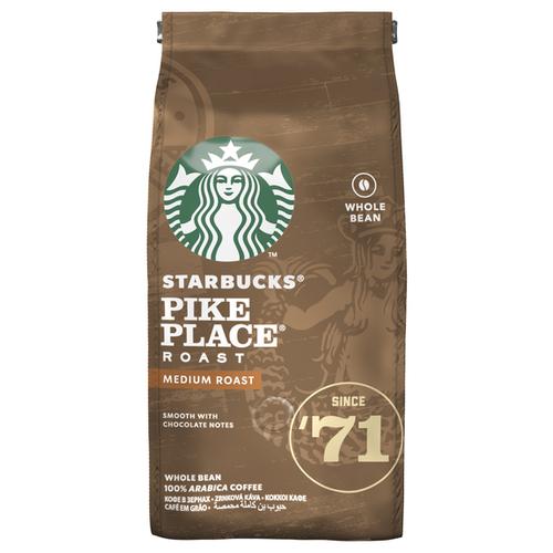 Кофе в зернах Starbucks Pike