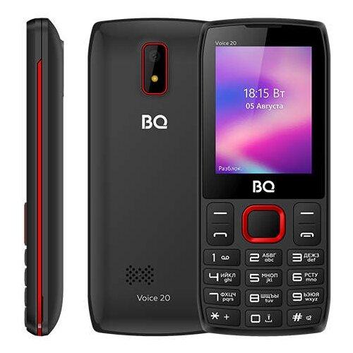 Телефон BQ 2400L Voice 20 телефон