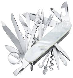 Нож многофункциональный VICTORINOX Swiss Champ (1.6791.68) (29 функций)
