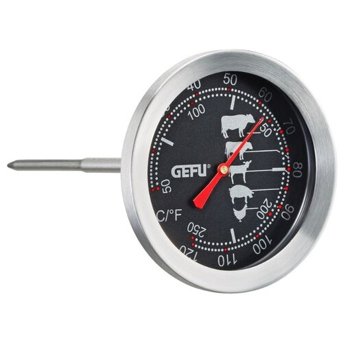 Фото - Термометр Gefu для мяса Messimo термометр для мяса в силиконовом корпусе