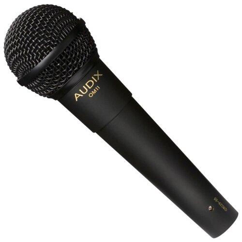 универсальный инструментальный микрофон audix d4 Микрофон Audix OM11
