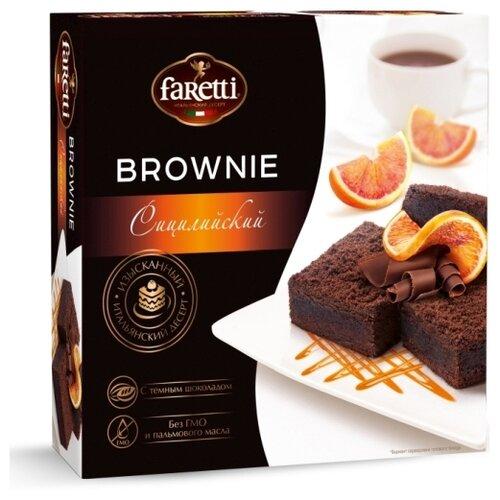Торт Faretti Brownie Сицилийский