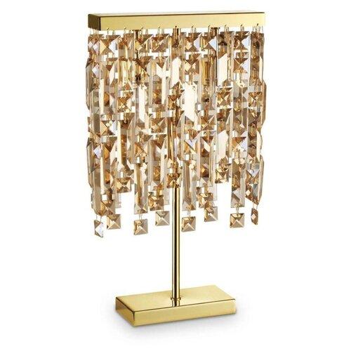 Настольная лампа IDEAL LUX настольная лампа ideal lux rain color tl2
