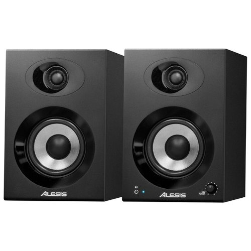 Акустическая система Alesis настольный барабан alesis samplepad pro
