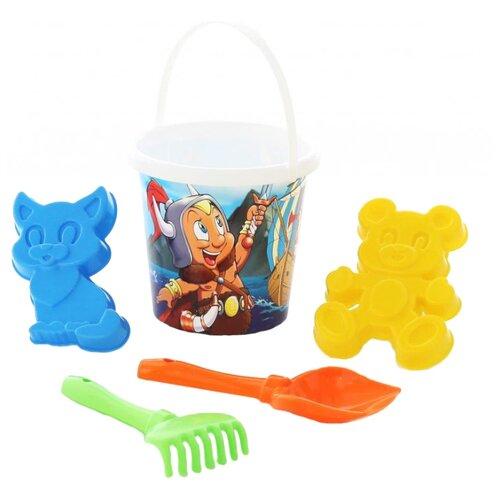 Фото - Набор Полесье №118 9050 полесье набор игрушек для песочницы 468 цвет в ассортименте