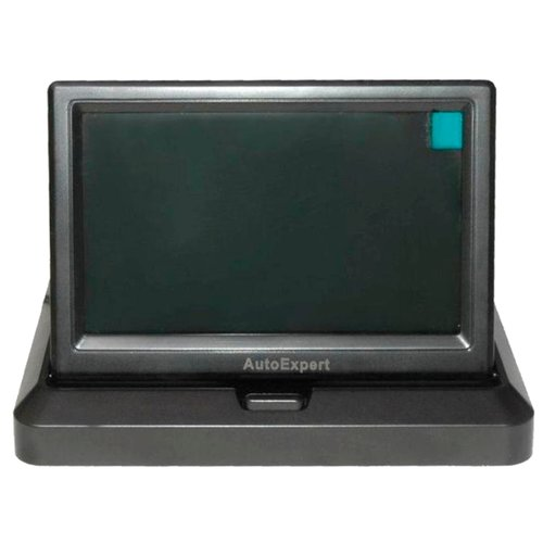 Фото - Автомобильный монитор монитор в авто autoexpert dv 200