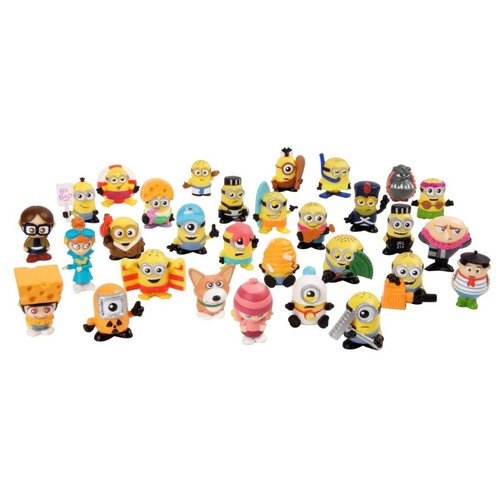 Фото - Фигурки Moose Despicable Me 3 despicable me 2 new turquoise minion