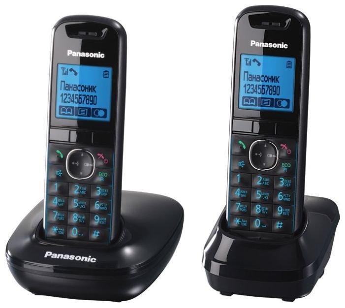 Купить радиотелефон panasonic kx-tg6421 - выгодные цены на яндексмаркете