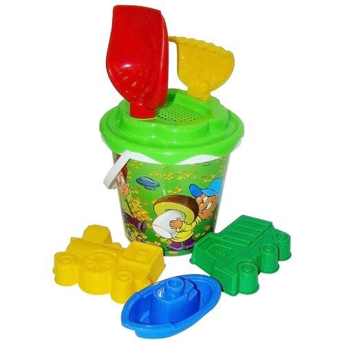 Фото - Набор Полесье №255 3932 полесье набор игрушек для песочницы 468 цвет в ассортименте