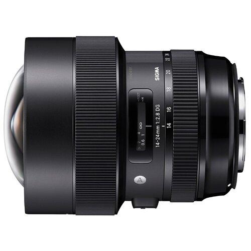 Фото - Объектив Sigma 14-24mm f 2.8 DG объектив