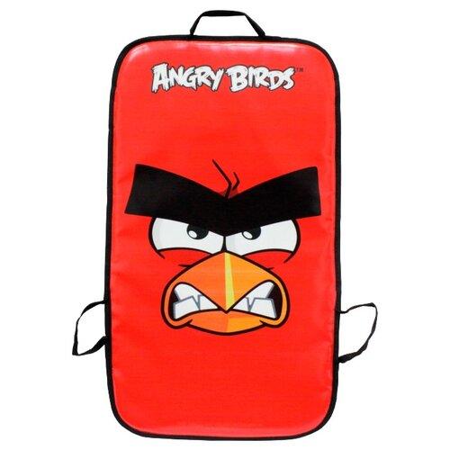 ледянка 72х41 см прямоугольная angry birds 1toy Ледянка 1 TOY Angry Birds Т59206