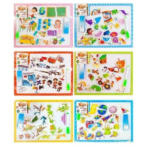Набор пазлов Mapacha Сюжеты 76659 набор развивающий для ребенка mapacha забей шарик