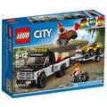 LEGO City 60148 Гоночная команда квадроциклов