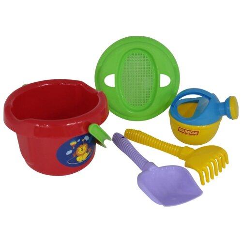 Фото - Набор Полесье №241 1143 полесье набор игрушек для песочницы 468 цвет в ассортименте