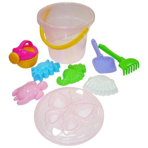 Фото - Набор Полесье №355 35790 полесье набор игрушек для песочницы 468 цвет в ассортименте